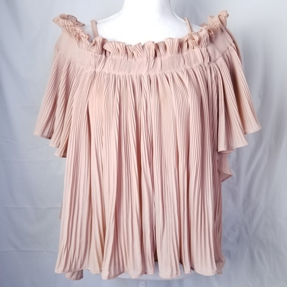 d0d493396b9 Endless Rose Tops - Endless Rose | Off The Shoulder Top Dusty Rose
